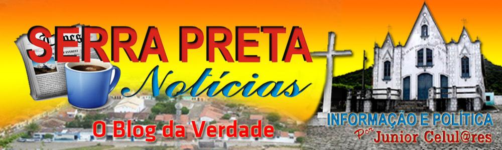 Serra Preta Notícias