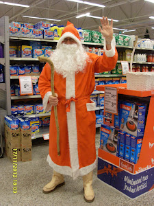 Kutsu sinäkin Joulupukkipalvelusta ammattitaitoinen joulupukki jouluusi