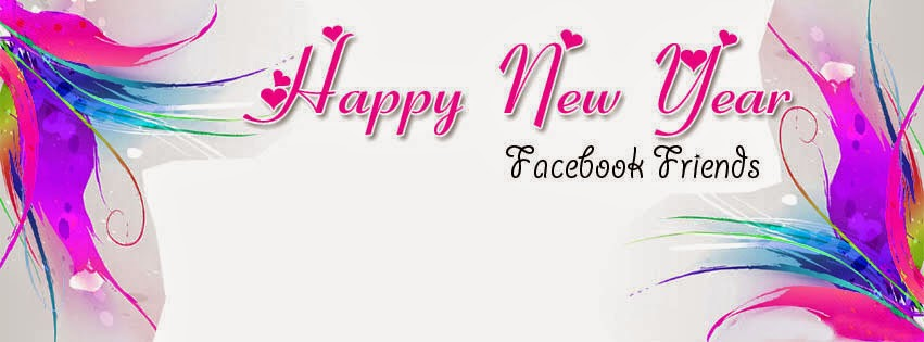 Advance New Year FB Timeline Cover 2016