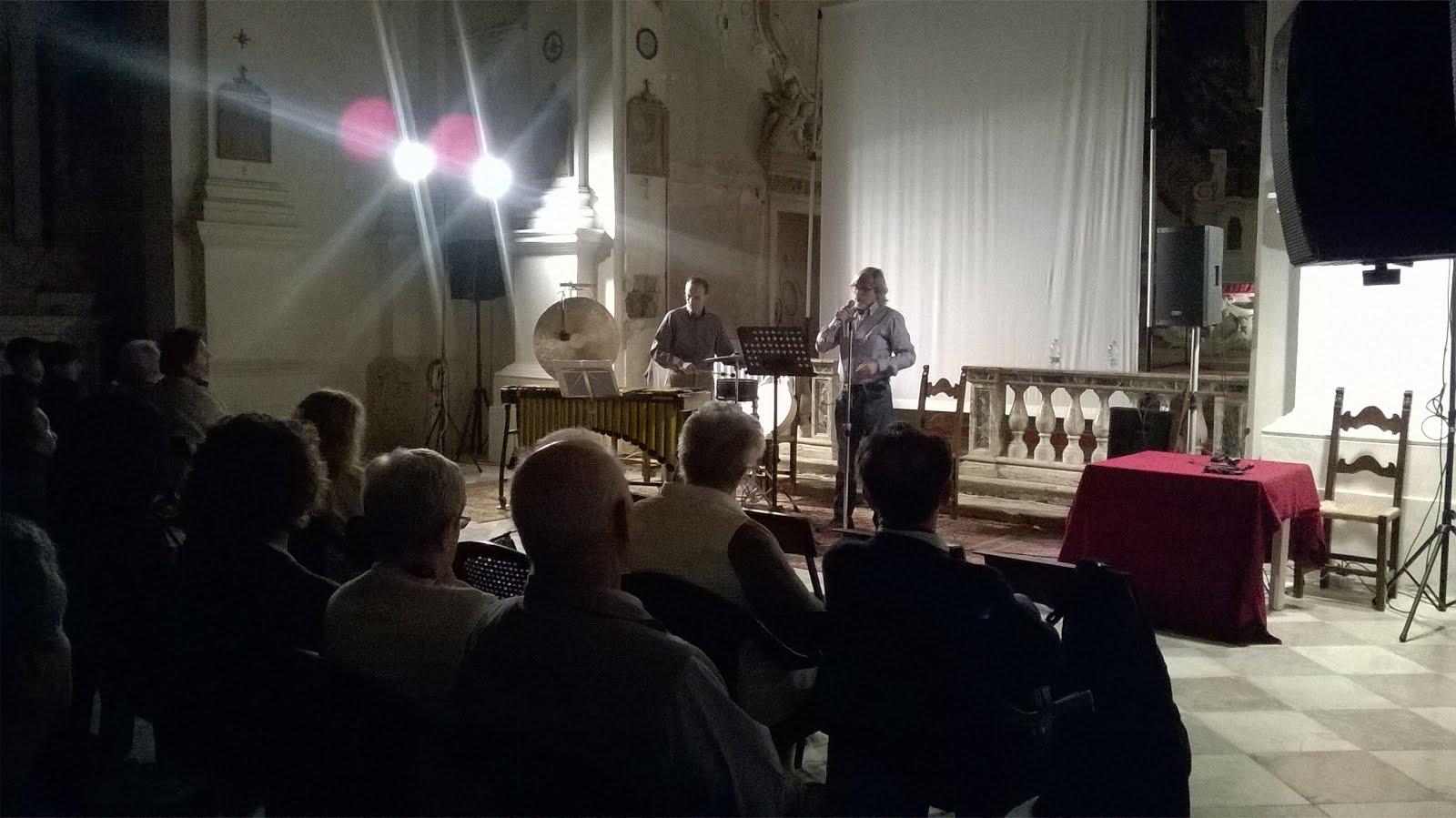 23 maggio 2018 - Chiesa vecchia di Biadene