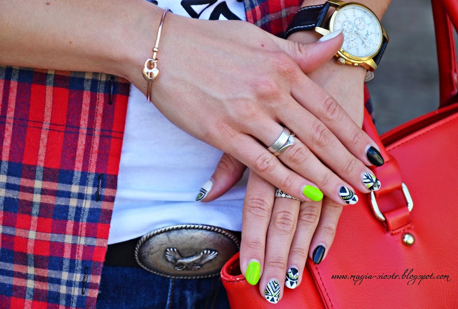 Nails art, akademia pięknych włosów