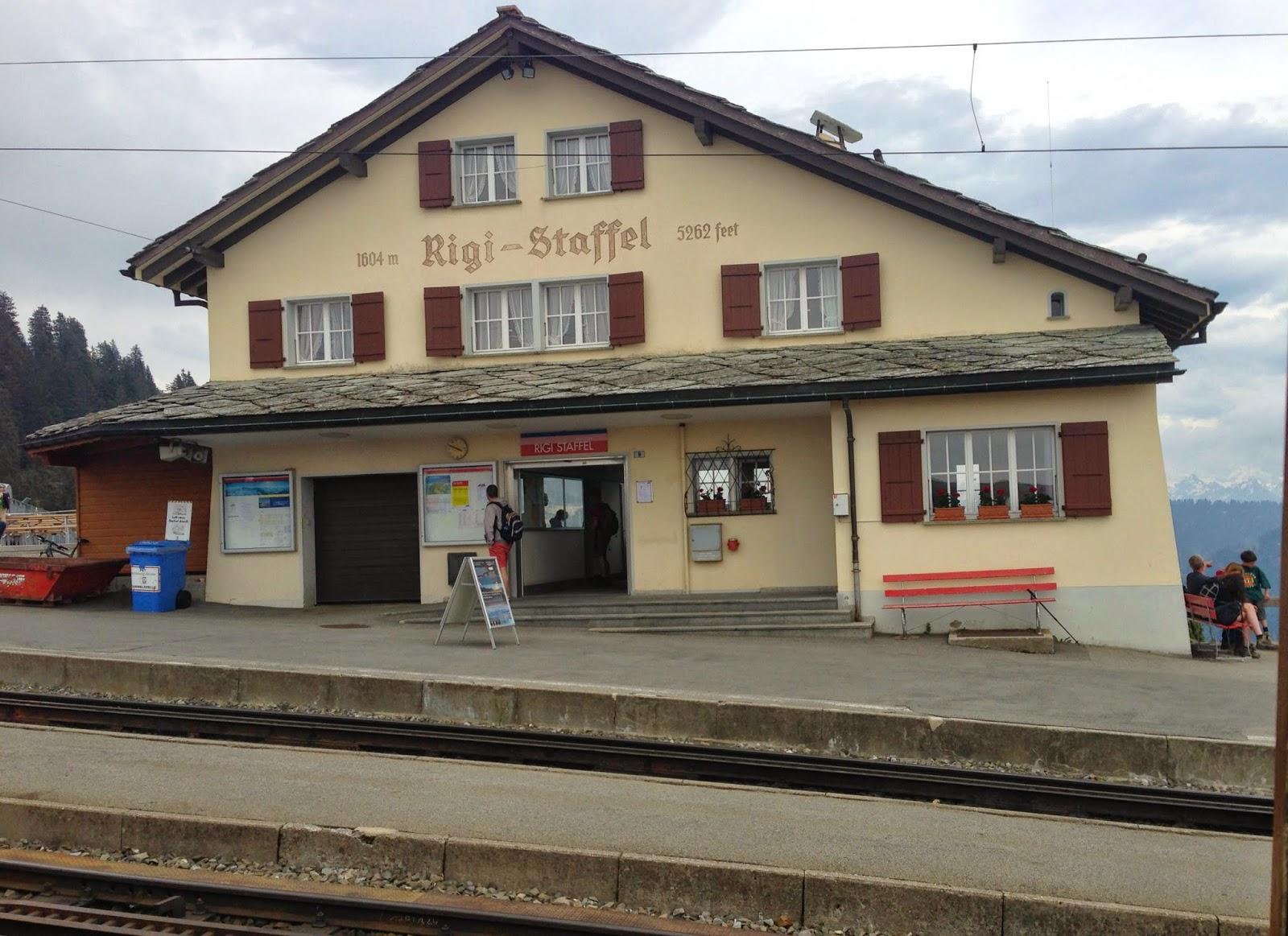 mt.rigi day trip from lucerne