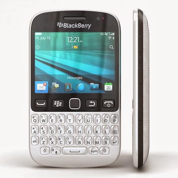 Spesifikasi Dan Harga BlackBerry 9720 Samoa White Terbaru