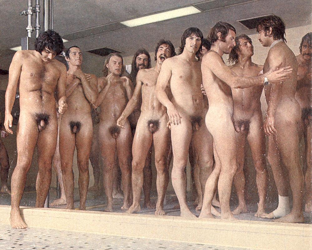 Naked average men #3
