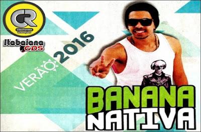 Banana Nativa - Ao Vivo Em Aracaju Promocional