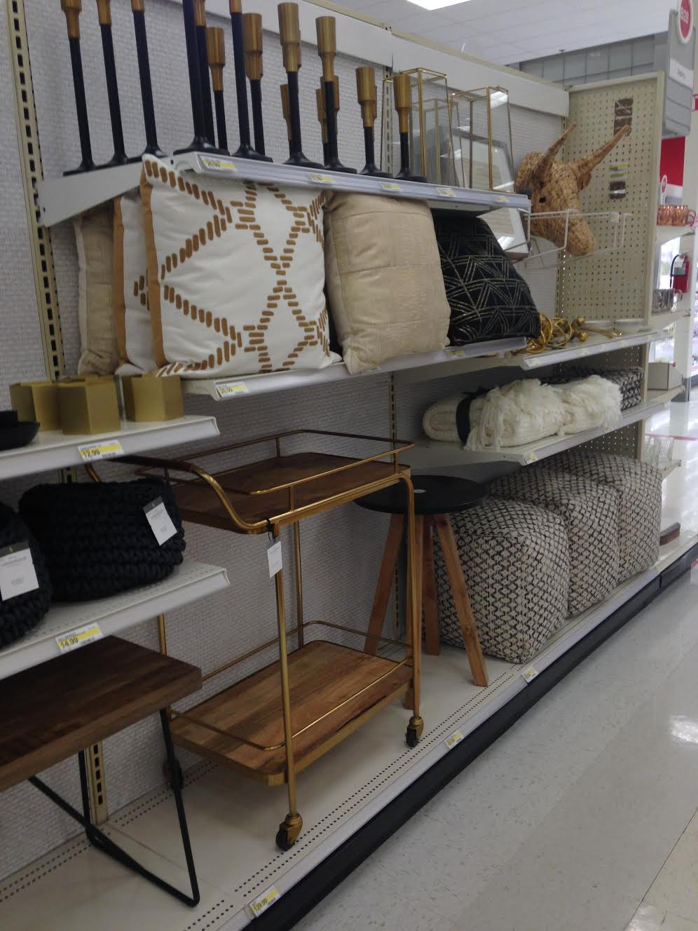 Let 39 s go shopping fall decor inspiration from target little house of four creating a Target fall home decor