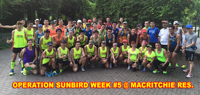 OSB15-5: The Sunbirds Ran Well At The Trails & Rolling Hills