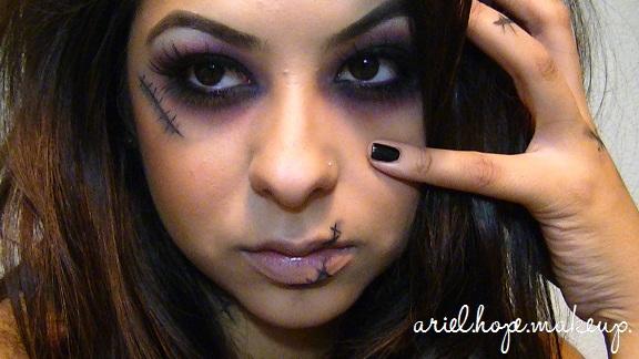 Beautiful Halloween Makeup Dead Girl Gallery - harrop.us - harrop.us
