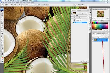 Memperbaiki tingkat pencahayaan gambar
