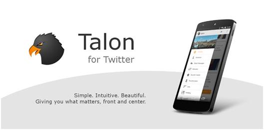 Talon mobile app