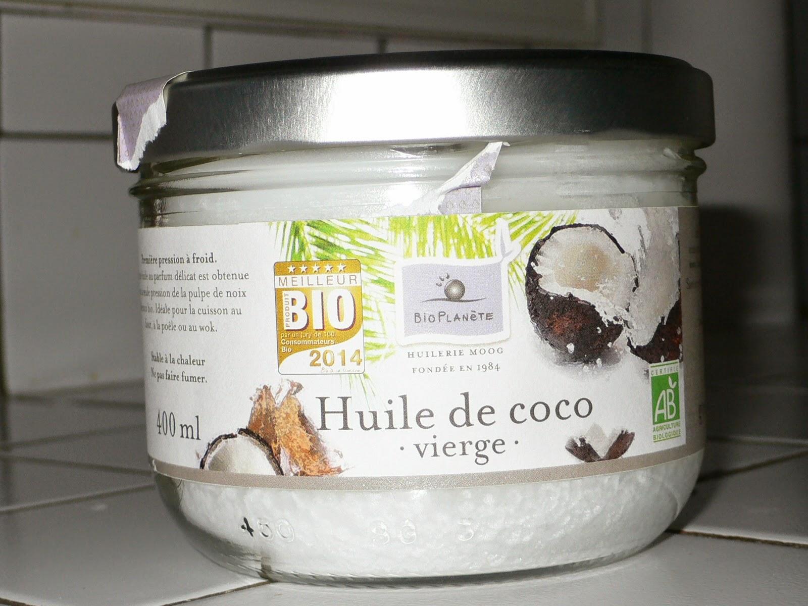 huile de noix de coco mycose