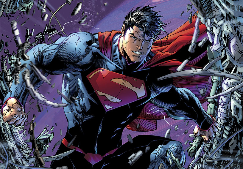 Superman Unchained: All 10 Variant Covers Unchained