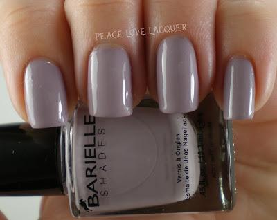 Barielle, Lilac Jelly Bean, grey, gray, greysih, grayish, violet, creme
