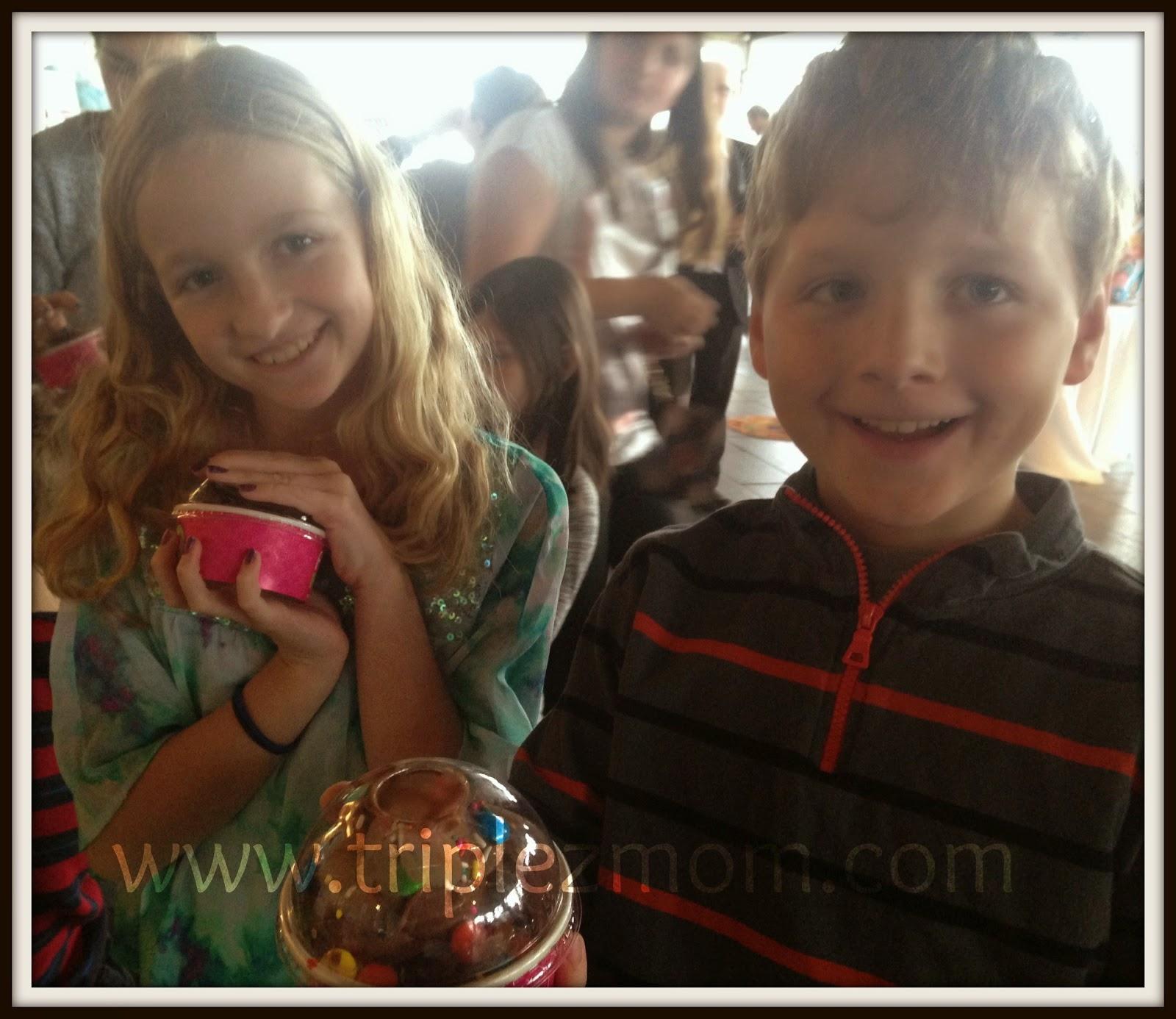 kids frozen yogurt