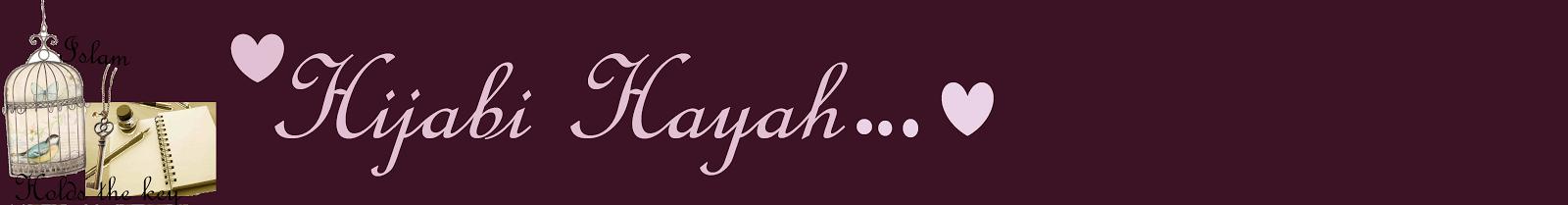 Hijabi Hayah