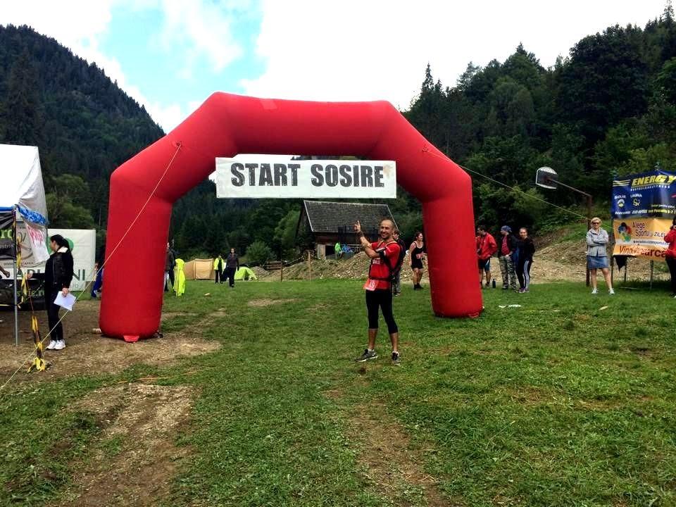 Runsilvania WILD RACE. Competiţie de alergare montană, gulaş, bere şi Răchiţele. O excursie frumoasă la munte. Finish