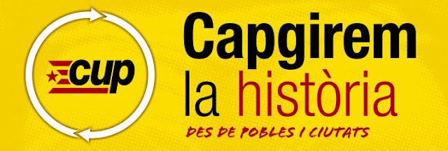 CUP, Catalunya,