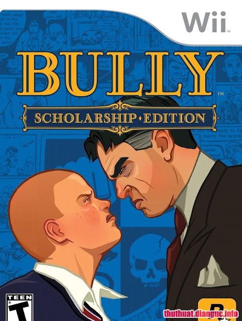 Download Game hành động Bully: Scholarship Edition Full crack