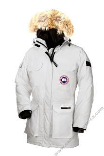 Canada Goose Kvinders Expedition Parka 4565 L Light Grey
