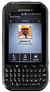 Motorola Titanium Spesifikasi 810 G Miliki OS Android
