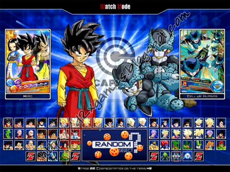 Free Download Games - Dragon Ball Heroes MUGEN