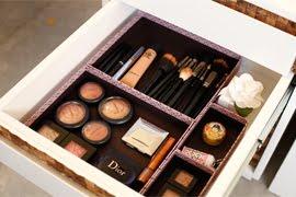 Organize a sua Maquiagem