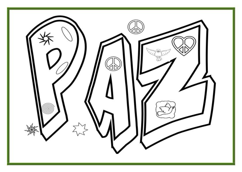 SGBlogosfera Amigos De Jess PAZ PEACE