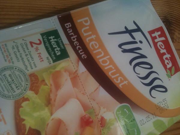 glutenfreie Wurst von Herta!
