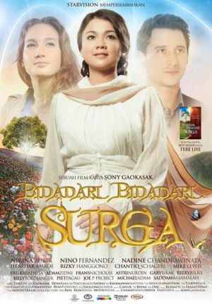 Bidadari-Bidadari Surga Movie Bioskop