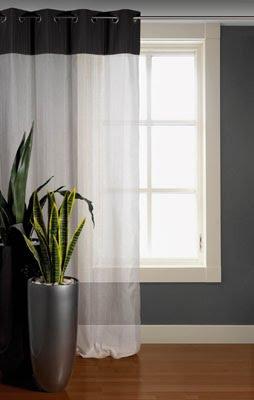 Decora y disena modelos de cortinas for Cortinas dormitorio modernas