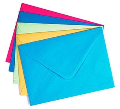 Как сделать из бумаги конверт своими руками