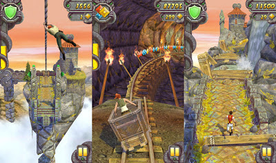 Temple Run 2 armv6 with gold coins