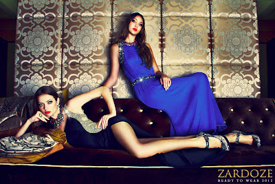Sexy and chic: Singapore label Zardoze