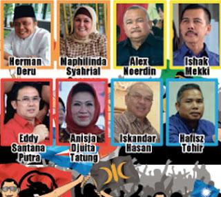 Hasil Quick Count Pilkada Sumatera Selatan 2013