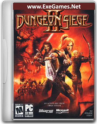 Dungeon Siege II Free Download Full Version For Pc