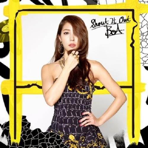 [Single] BoA – Shout It Out (Japanese)