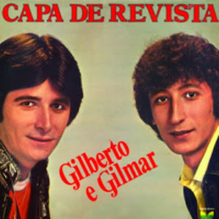 Gilberto e Gilmar - Capa de Revista