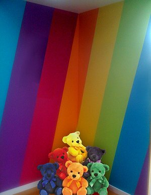 Decorating theme bedrooms - Maries Manor: rainbow theme bedrooms ...