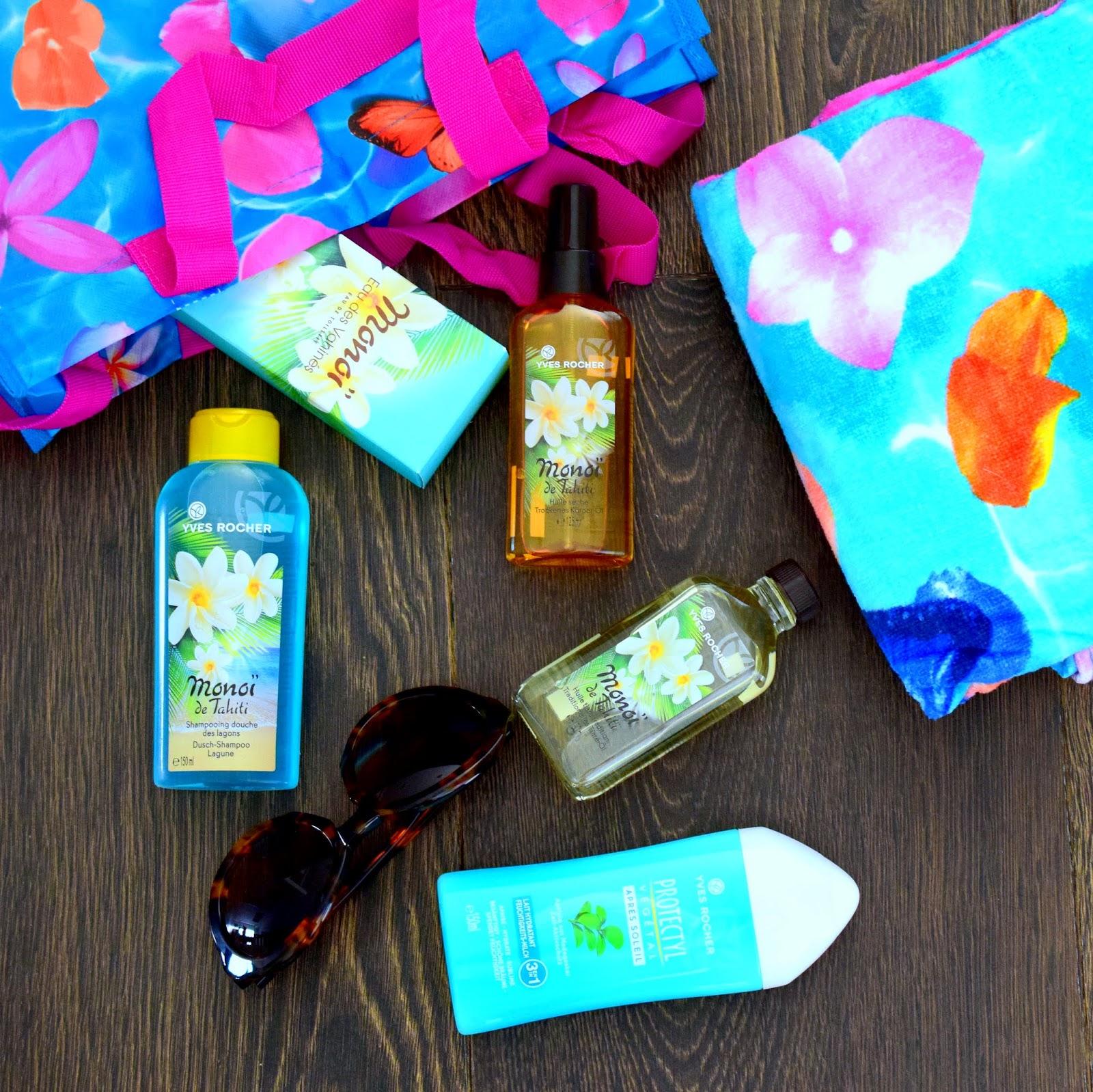 Sommerpaket von Yves Rocher