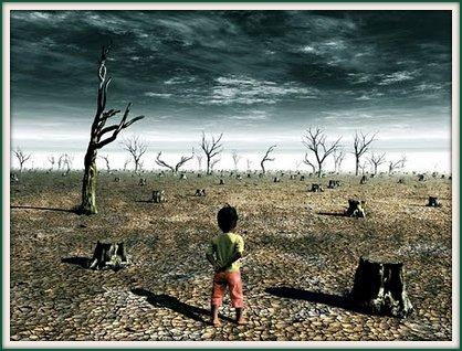 sequia desierto cambio climatico
