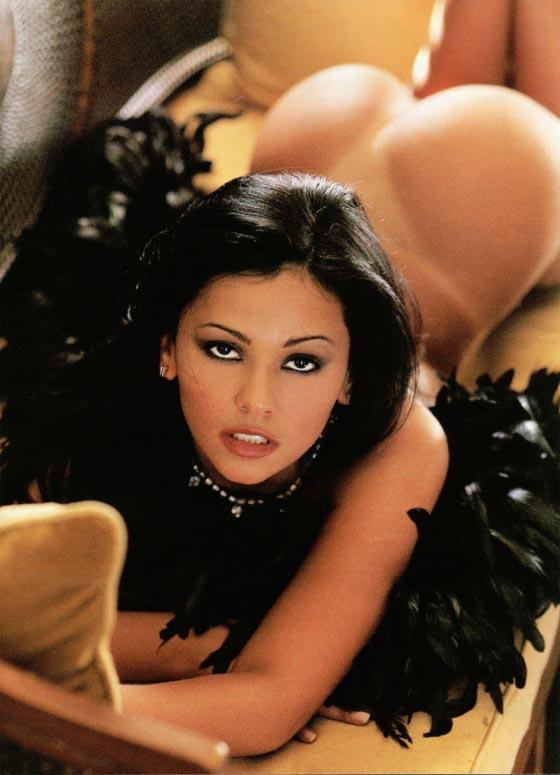 Playboy Capa Tiazinha Edi O Mar Garota Da