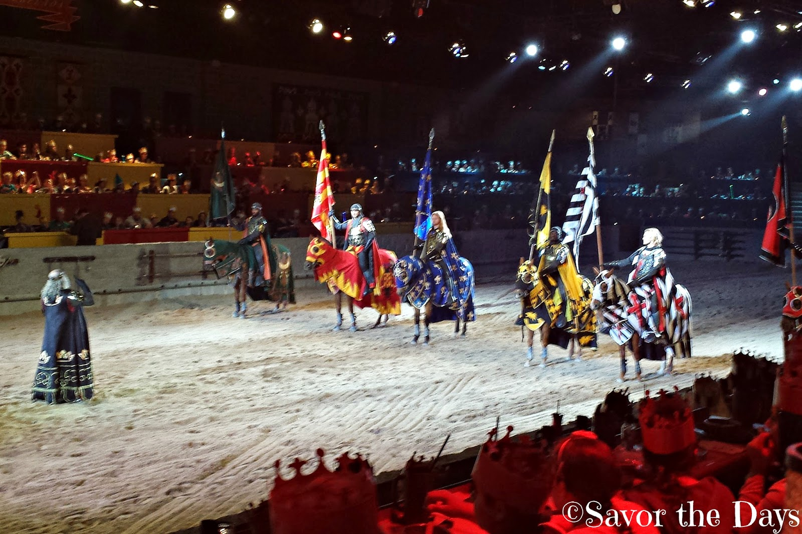 Amazing Knights at Medieval Knights