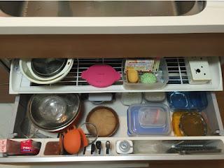 キッチン収納1