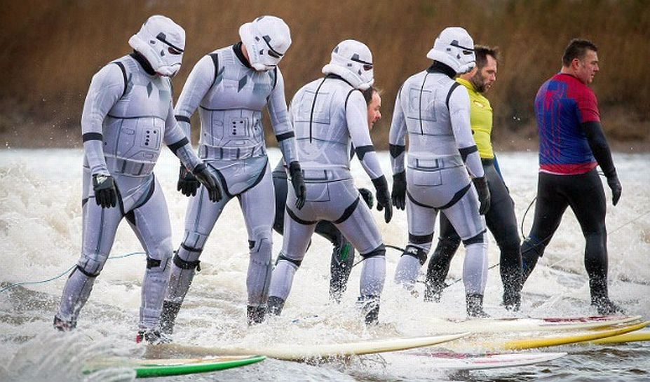 star wars surf