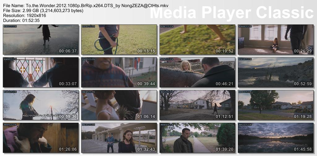 [Mini-HD] To The Wonder (2012) : รอวันรักลึกสุดใจ [เสียง ...
