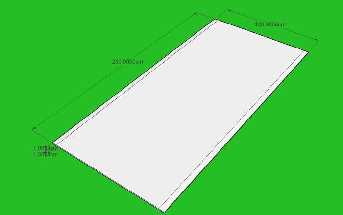 Cloisons en placo pl tre ba13 comment faire - Dimension plaque ba13 ...