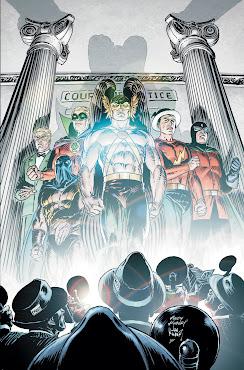 #40 DC Universe Wallpaper