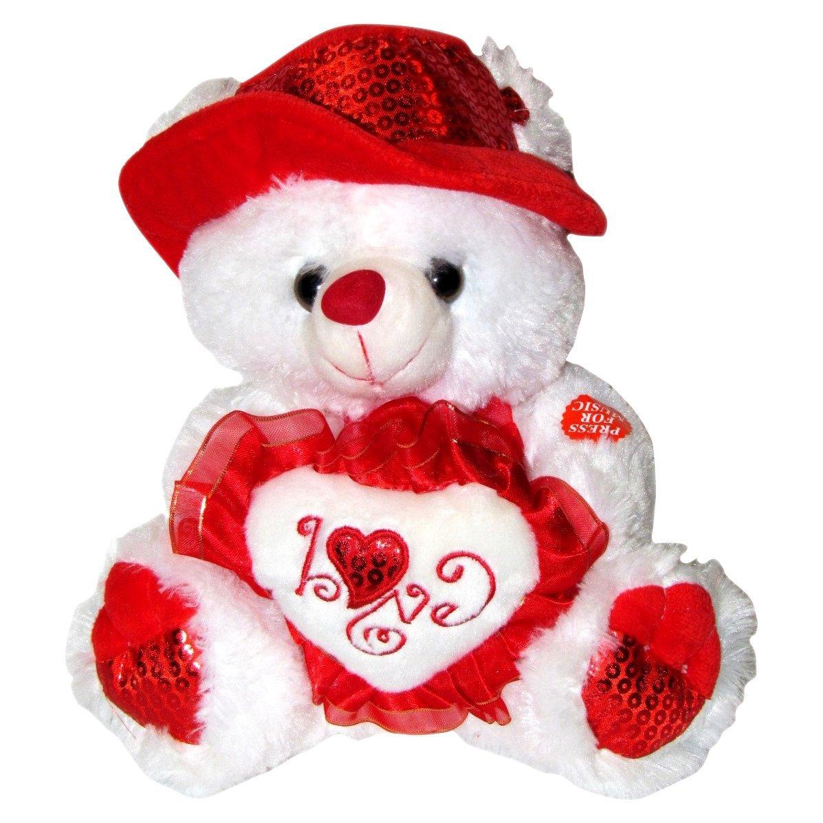 happy valentines day teddy bears