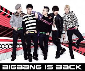 Big Bang ! ♥