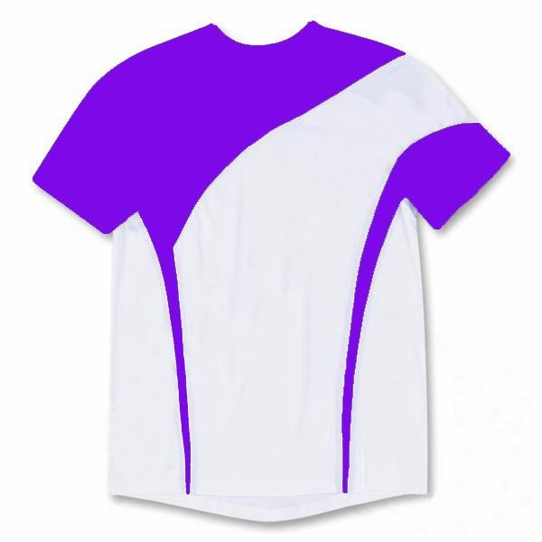 Gambar Desain Model Kaos Olahraga Sekolah Terbaru - Konveksi Seragam ...
